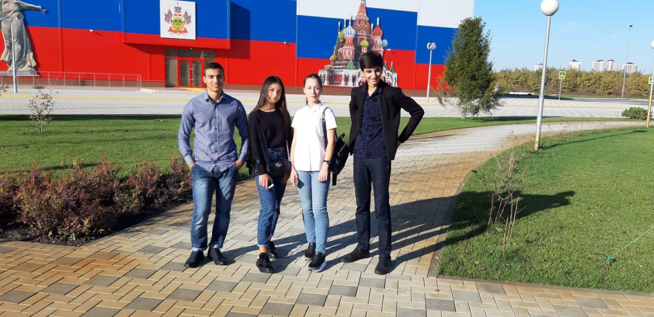 Туапсинские школьники посетили мультимедийный музей «Россия – моя история»